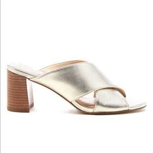 SOLE SOCIETY Ganezah Slide Sandal Sz 9